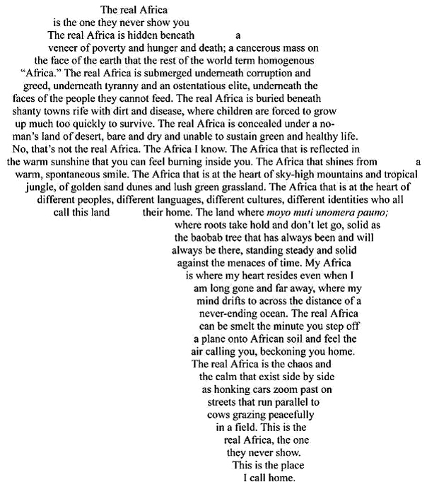 About Earth Africa Curio